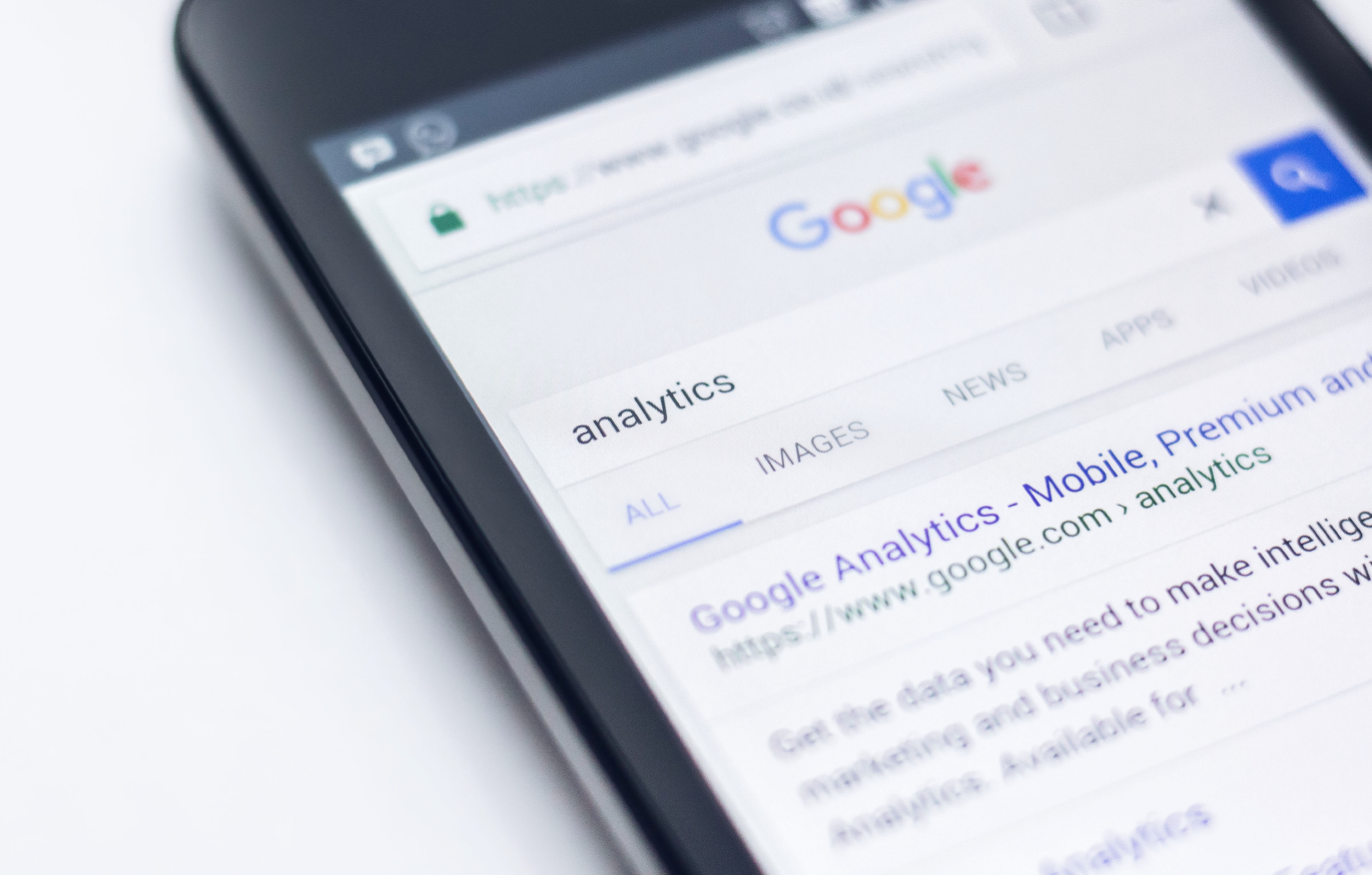 Review all of the available metrics on Google Analytics for a full view of your website's performance.
